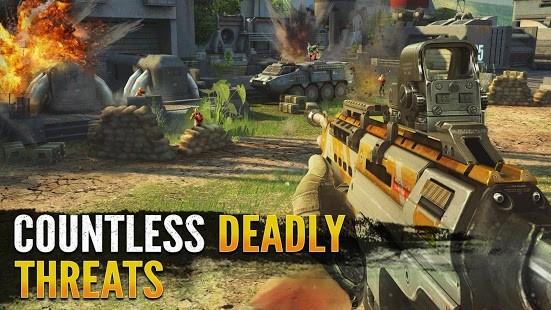 دانلود بازی Sniper Fury برای اندروید - بازی خشم اسنایپر برای اندروید