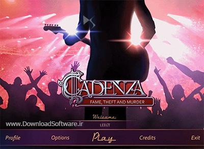 دانلود بازی Cadenza 4: Fame, Theft and Murder CE Final برای PC
