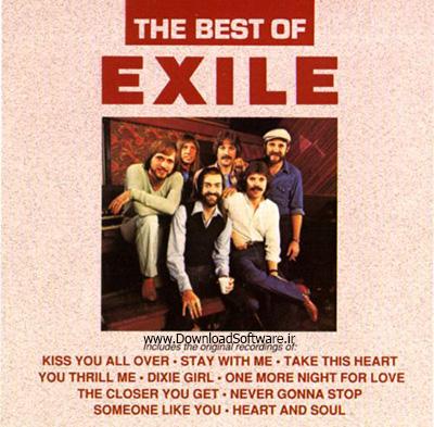 دانلود آلبوم موسیقی Exile - The Best Of 1990