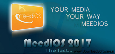 دانلود MeediOS Media Center نرم افزار پخش چند رسانه ای