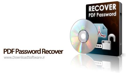 دانلود PDF Password Recover نرم افزار بازیابی پسورد