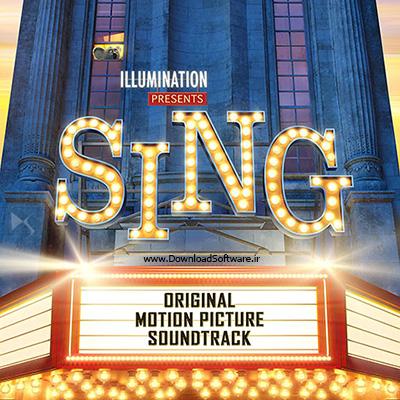 دانلود موسیقی متن انیمیشن آواز Sing 2016 OST Album