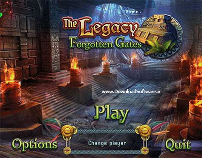 دانلود بازی The Legacy: Forgotten Gates Collector's Edition برای PC