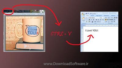 دانلود نرم افزار تبدیل عکس به متن Capture2Text