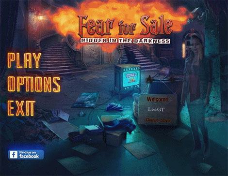دانلود بازی Fear For Sale 10: Hidden in the Darkness CE