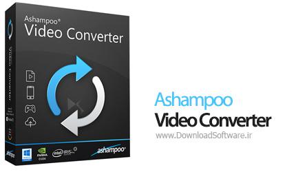 دانلود Ashampoo Video Converter نرم افزار تبدیل فایل های ویدیویی
