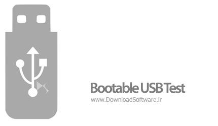 دانلود Bootable USB Test نرم افزار تست فلش بوتیبل