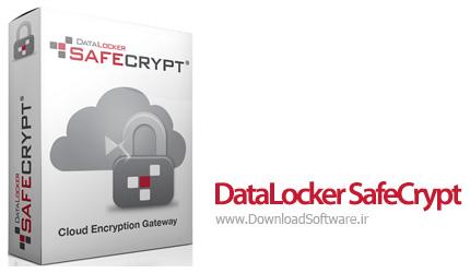 دانلود DataLocker SafeCrypt محافظت از اطلاعات و فایل ها