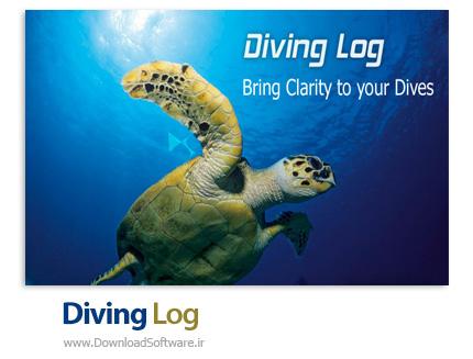 دانلود Diving Log - نرم افزار ثبت وقایع و مدیریت عملیات غواصی