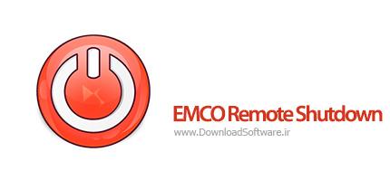 دانلود EMCO Remote Shutdown برنامه خاموش نمودن کامپیوتری های شبکه