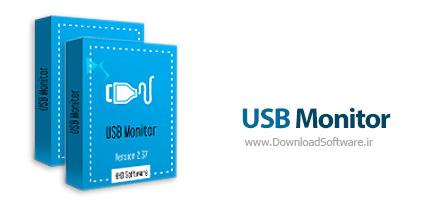 دانلود HHD Software USB Monitor Ultimate نرم افزار نظارت بر دستگاه USB