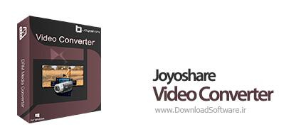 دانلود Joyoshare Video Converter نرم افزار مبدل فایل ویدیویی
