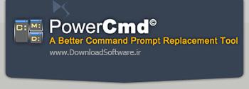 دانلود PowerCmd نرم افزار جایگزین خط فرمان ویندوز