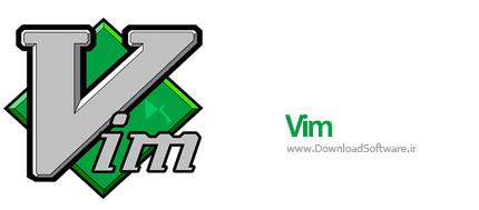 دانلود Vim نرم افزار ویرایشگر متن ویندوز