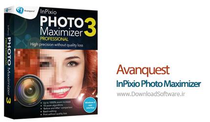 دانلود InPixio Photo Maximizer Pro – افزایش اندازه تصاویر با کمترین افت کیفیت