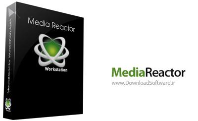 دانلود MediaReactor WorkStation - پلاگین ترجمه انواع فرمت های فایل