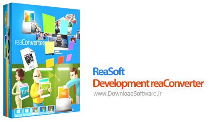 دانلود ReaSoft Development reaConverter Pro نرم افزار ویرایش و کار با تصاویر