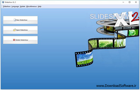 دانلود Slideshow XL 2 نرم افزار نمایش اسلاید در سیستم