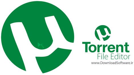 دانلود Torrent File Editor – نرم افزار ویرایش فایل های تورنت