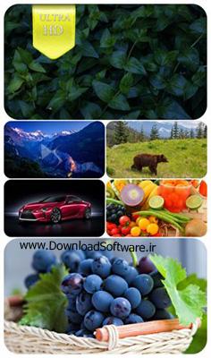 دانلود 39 تصویر والپیپر با کیفیت HD و با موضوعات مختلف