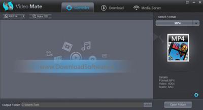 دانلود Videomate – نرم افزار ویرایش و تبدیل فایل ویدئویی