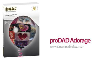 دانلود proDAD Adorage مجموعه افکت های کامل ویدیویی