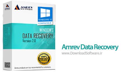 دانلود Amrev Data Recovery نرم افزار بازیابی اطلاعات فایل ها
