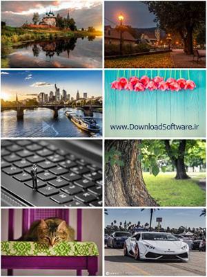 دانلود 40 عکس والپیپر با کیفیت HD