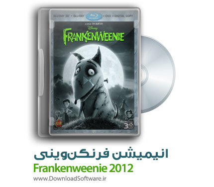 دانلود انیمیشن Frankenweenie 2012