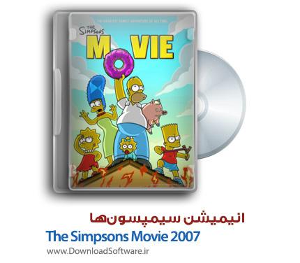 دانلود انیمیشن سیمپسونها – The Simpsons Movie 2007