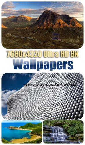 دانلود 8 عکس والپیپر با کیفیت 8K