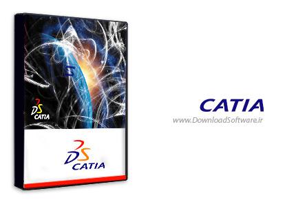 دانلود CATIA - نرم افزار کتیا