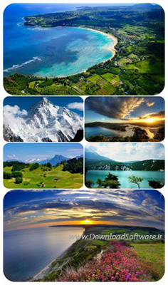 دانلود 53 تصویر خیره کننده از طبیعت با کیفیت بالا