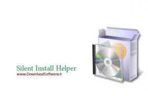 دانلود Silent Install Helper نرم افزار نصب برنامه ها