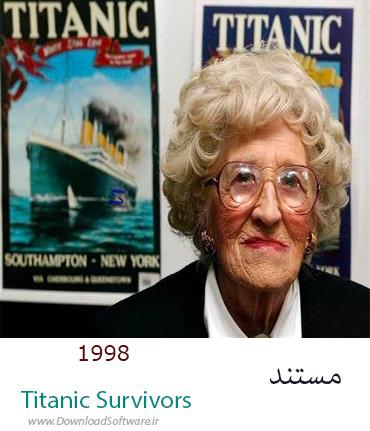دانلود مستند Titanic Survivors 1998