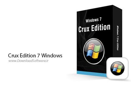دانلود سیستمعامل ویندز 7 سیروکس - Windows 7 Crux Edition 2015