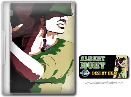 دانلود بازی Albert Mort Desert Heat برای PC