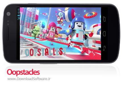 دانلود Oopstacles 5.0 بازی عروسک های دوست داشتنی اندروید