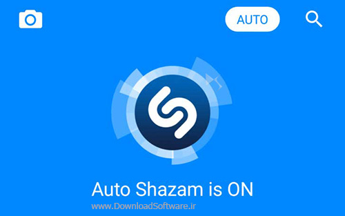 دانلود Shazam نرم افزار موزیک یاب شازم اندروید