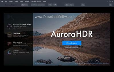 دانلود Aurora HDR 2019 - نرم افزار ساخت عکس های HDR