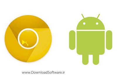دانلود Chrome Canary مرورگر گوگل کروم آزمایشی اندروید