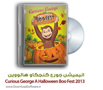 دانلود کارتن جورج کنجکاو هالووین Curious George A Halloween Boo Fest 2013