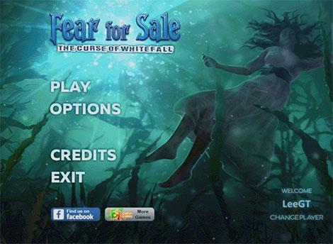 دانلود بازی Fear For Sale 11: The Curse of Whitefall