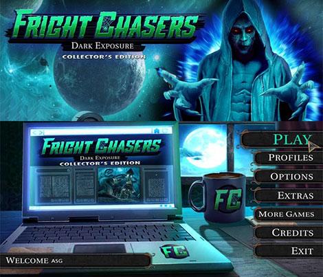 دانلود بازی Fright Chasers: Dark Exposure Collector's Edition