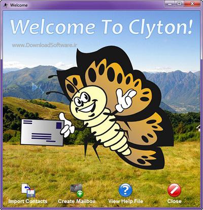 دانلود Gammadyne Clyton نرم افزار مدیریت ایمیل
