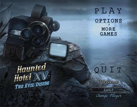 دانلود بازی Haunted Hotel 15: The Evil Inside Collector's Edition