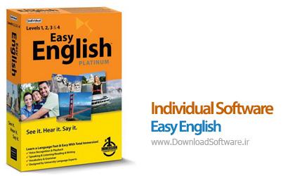 دانلود Individual Software Easy English Platinum نرم افزار یادگیری زبان پیشرفته
