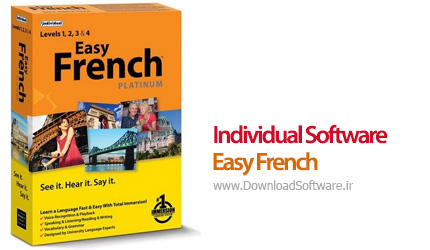 دانلود Individual Software Easy French Platinum آموزش زبان فرانسوی
