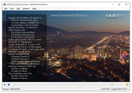 دانلود Media Player .NET نرم افزار مدیا پلیر قدرتمند برای ویندوز
