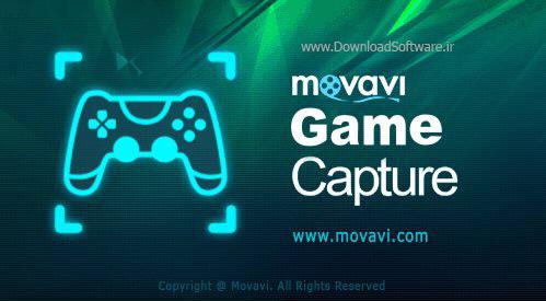 دانلود Movavi Game Capture نرم افزار ضبط بازی های کامپیوتری